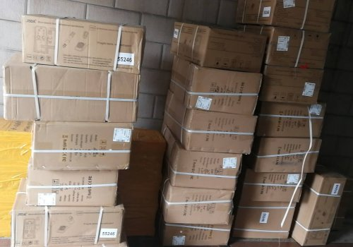 Косметологическое оборудование Гуанчжоу-Москва (срок доставки 22 дня)